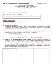 BME 282 Assignment 2 (spring 2016) (2) (1) (1)