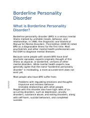 Borderline Personality Disorder.docx
