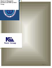 Project-Nasir-Group of industry.docx
