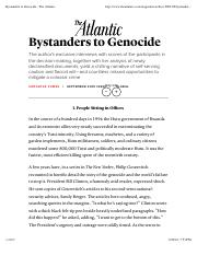 Bystanders to Genocide - The Atlantic.pdf