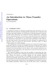 ChE 4 chemists_Chapt 5_mass transfer