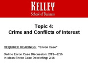 Topic 4_Crime and COI