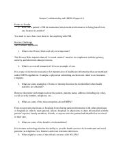 Medical Laws and Ethics chapter 10
