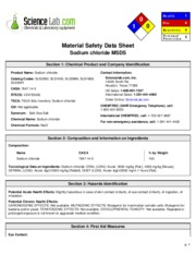 nacl msds