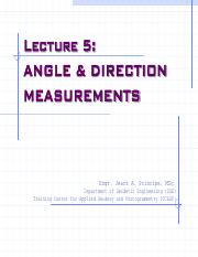 GE 10 Lecture 05 - Angle  Direction Measurement.pdf