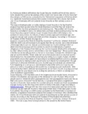 belief essay outline