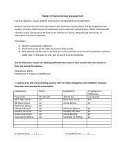 Davis Chapter 4 Financial Services Scavenger Hunt.docx