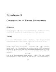 Physics I Lab Manual 2011 65