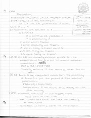 Notes 1-28-09