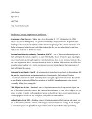 HIST 329 - Final Exam Study Guide.docx
