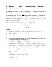 Notes 7 Differentiation&App.pdf