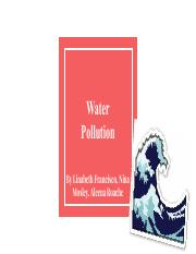 Water Pollution Project .pdf