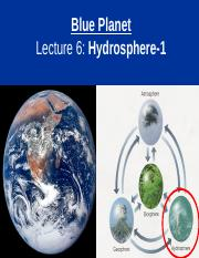 Hydrosphere 1.ppt