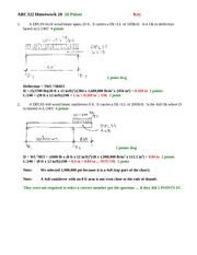 ARC322 Homework 20 SOLUTION