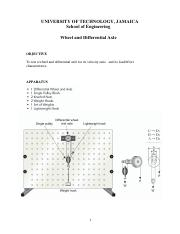 Wheel and Differential Axle (Updated) - Labsheet.pdf