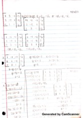 Interchanging matrices lecture notes