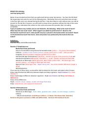 Final Lab Practical Study Guide- with NOTES.docx