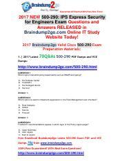 100 Pass Guaranteed 100 Real Exam Questions