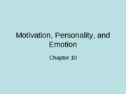 Consumer Behavior Chapter 10