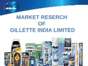 Gillette India Ltd