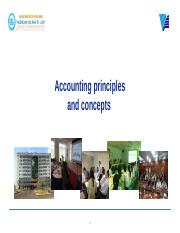 05-Chapter 4-Accounting Standards and Concepts