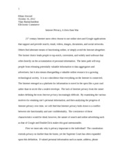 tech essay final draft