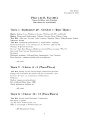 Phys141.F15.SyllabusandSchedule