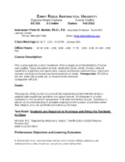 Course Outline ES201 Fall 2012(1) (5)