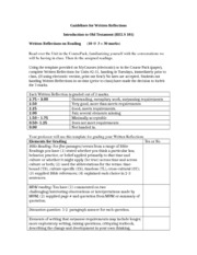 Guidelines_for_Written_Reflections_FA_2014_version