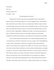 The Crucible Analytical Essay.docx