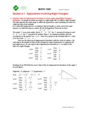 MATH 1560 -  (Section4.1-4.5,Teacher)