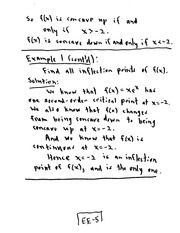 CPSC 421 Maximum and Minimum Lecture Example Solutions