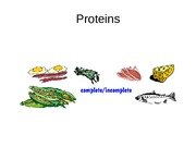 [BIOL 4093] Lecture 2-Protein structure and function