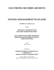 testing-management-plan