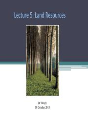 Lecture5 Land Resources 2015.pdf