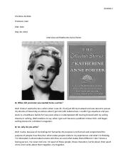 Interview with Katherine Anne Porter.docx