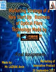Module 11-2017 MBA - MARKETING OF INNOVATIVE PRODUCT - Final Work 26 09 2017-.ppt