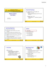 ACCT2522 Topic 2 - CostBasics StudentCopy (6 slides page)2014