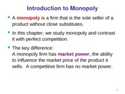 Notes11-Monopoly