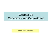 Chapter 24 lecture
