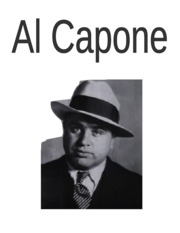 research paper on al capone If you are writing sample al capone essay, you can use our expert on sample al capone essay.