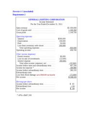 Chapter 4   The Income Statement and Statement of Cash Flows21