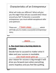 Entrepreneurship_Notes_