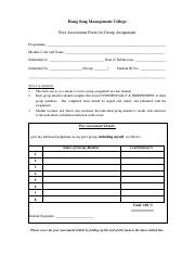 Peer Assessment Form_Group Assignment