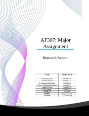 AF 307 Research Report.docx