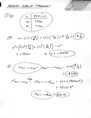 Solutions to Exam 2 (take-home), Ma441, Spr06