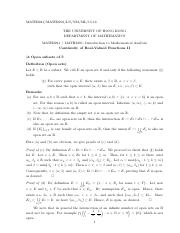 Continuity of Real Valued Functions II.pdf