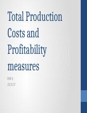 TPC and Profitability measures.pptx