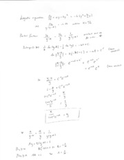 Derivation Worksheet Solutions