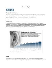 19 - Sound and Light .docx